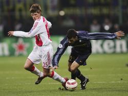 Ajax gegen Inter