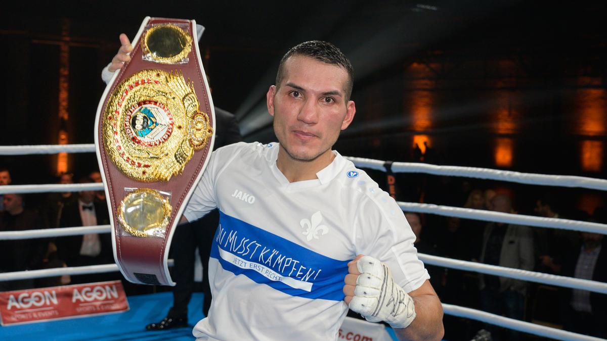 Jack Culcay verteidigte seinen Titel als Internationaler WBO-Meister