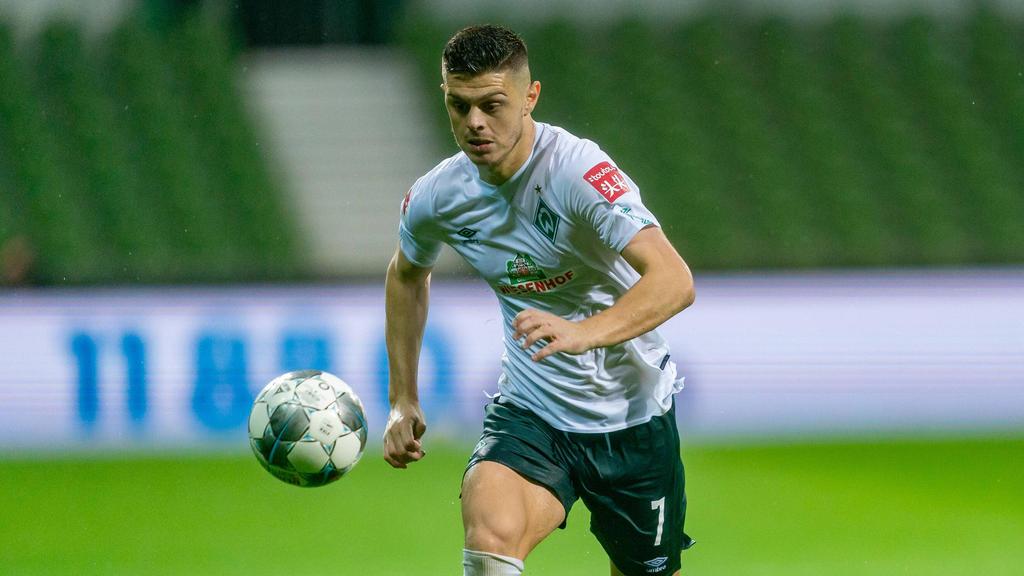 Milot Rashica wird Werder Bremen wohl verlassen