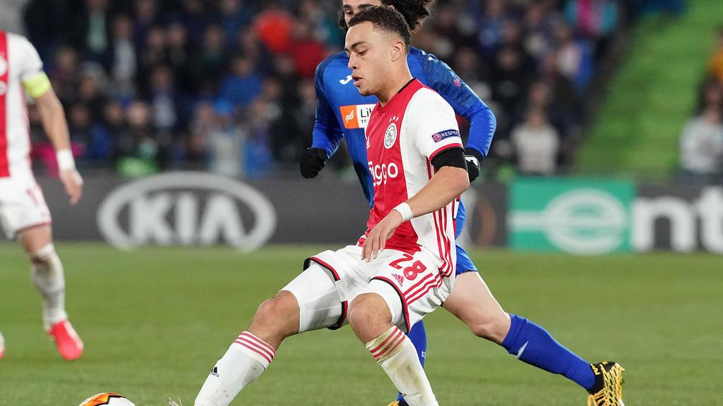 Sergino Dest soll Wunschkandidat des FC Bayern