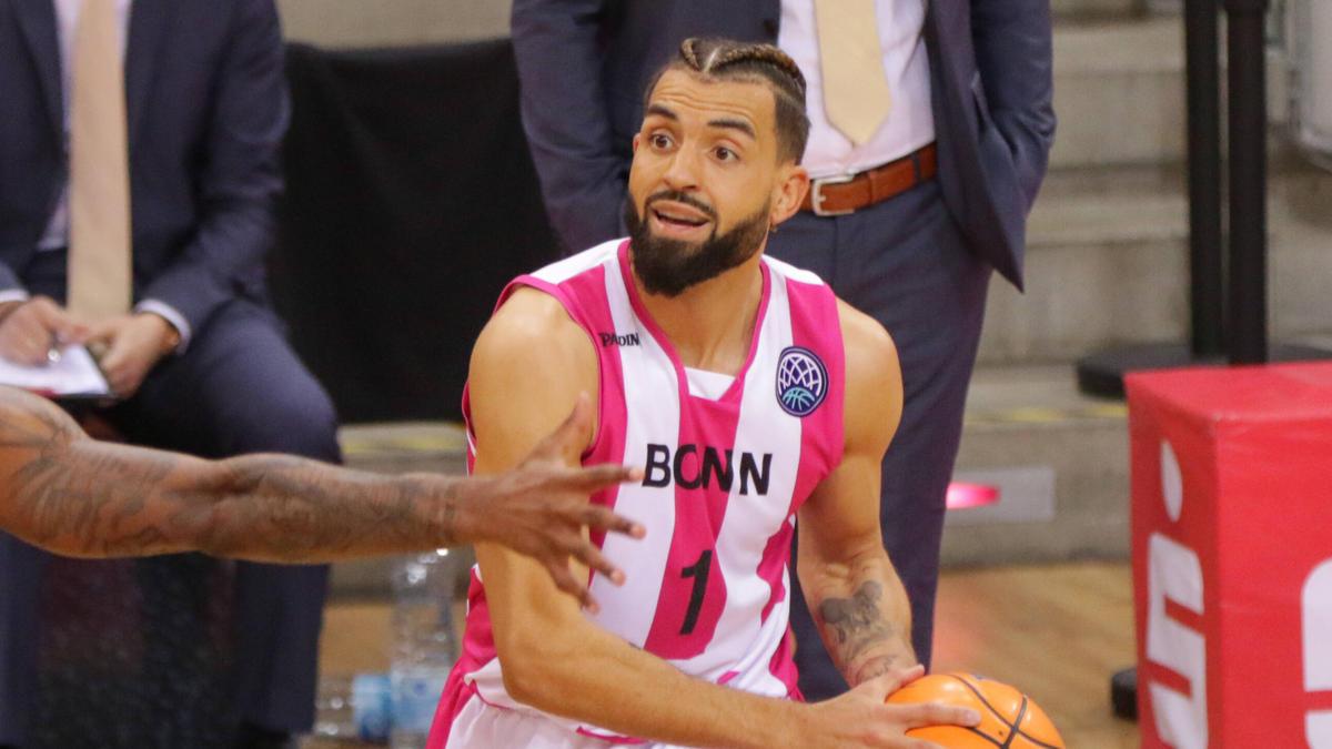 Die Telekom Baskets Bonn haben Joshiko Saibou entlassen