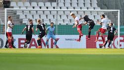 Bielefeld ist aus dem DFB-Pokal ausgeschieden