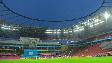 Bayer Leverkusen wird gegen Eintracht Norderstedt vor 300 Zuschauern absolvieren, hat aber ein Konzept für knapp 10.000 Besucher