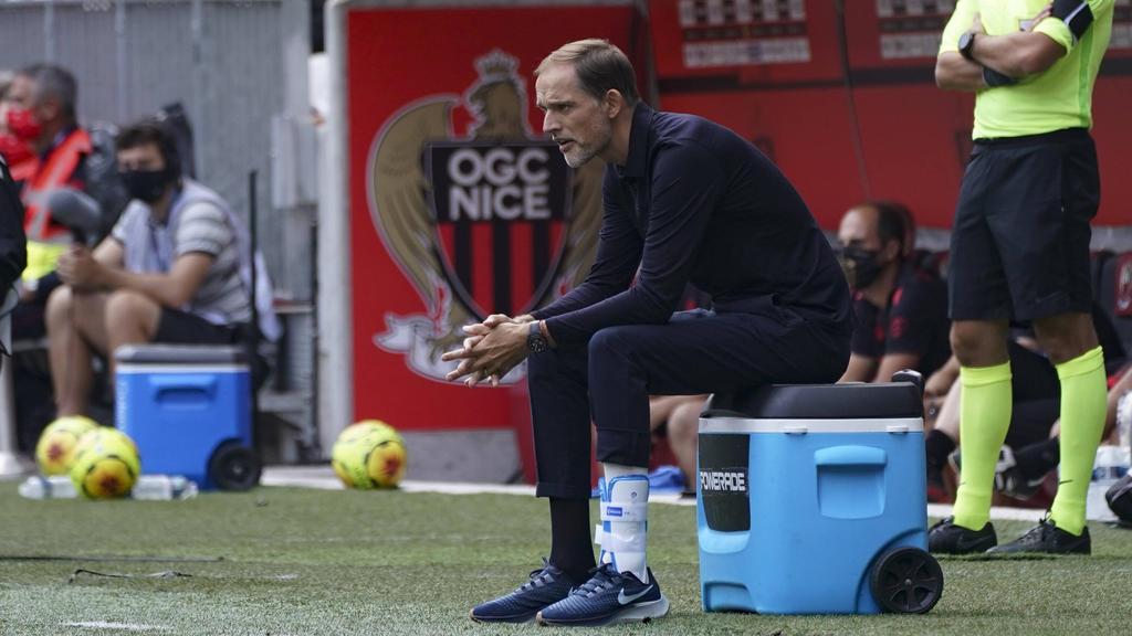 Thomas Tuchel äußert sich nicht über die Transfer-Bemühungen bei PSG