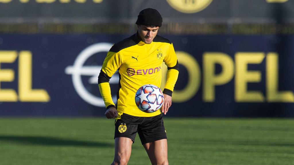 Mahmoud Dahoud steht seit 2017 beim BVB unter Vertrag