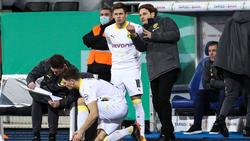 Thorgan Hazard fehlt dem BVB erneut mehrere Wochen