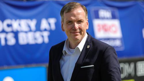 Heiko von Glahn ist als DHB-Generalsekretär zurückgetreten