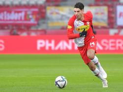 Dominik Szoboszlai soll auch in Leipzig zu einem wichtigen Mannschaftsbestandteil werden