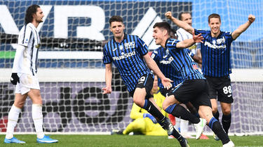 Atalanta Bergamo feiert, Juventus Turin bangt um die Champions League