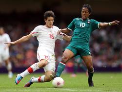 Olympia 2012: Mexiko vs. Schweiz (1:0)