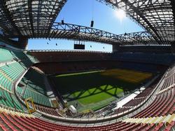 San Siro, templo del fútbol italiano. (Foto: Getty)