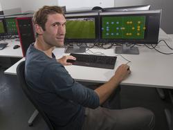 Stefan Reinartz hat einen neuen Parameter für die Datenerfassung im Fußball entwickelt