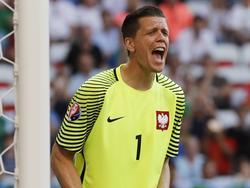 Künftig für Juve im Einsatz: Wojciech Szczęsny