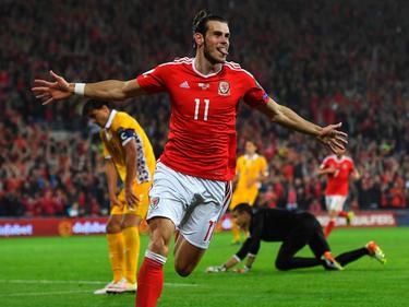 Bale se coloca como segundo máximo goleador de la historia de Gales. (Foto: Getty)