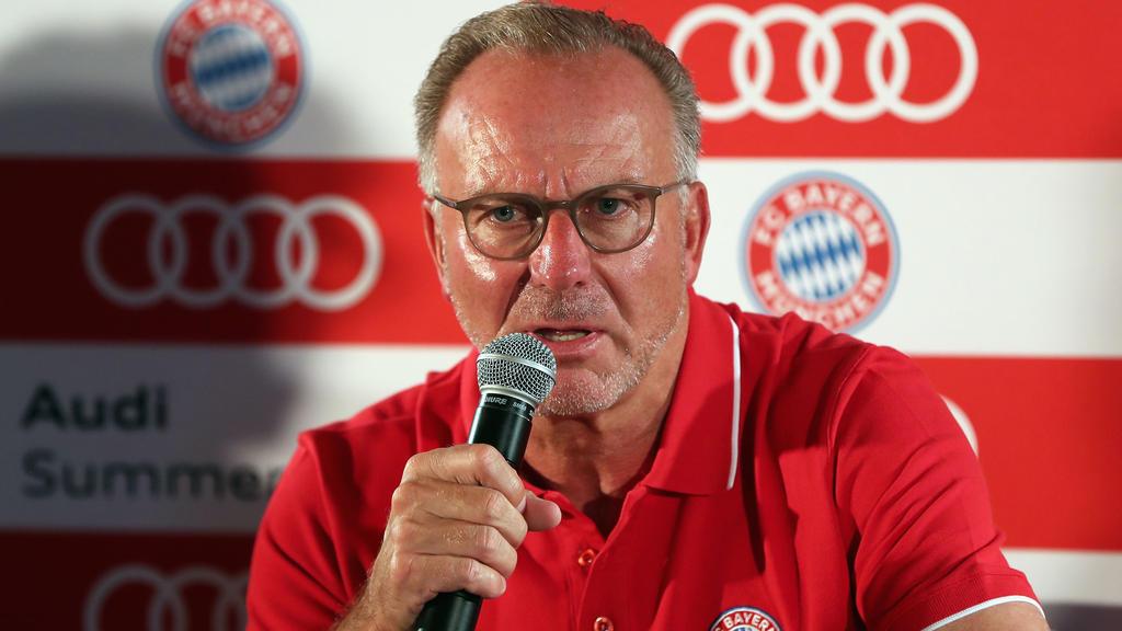 Karl-Heinz Rummenigge hat sich kritisch zur DFL geäußert