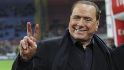 Silvio Berlusconi hat einen Drittligisten gekauft