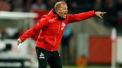 Kölns Coach Markus Anfang hatte zuvor Holstein Kiel trainiert