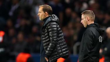 Das Heimspiel von PSG und Trainer Thomas Tuchel wird verschoben