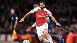 Henrikh Mkhitaryan fehlt dem FC Arsenal länger