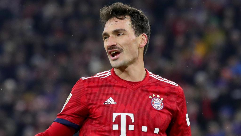 FC Bayern musste wegen Mats Hummels in die Verlängerung