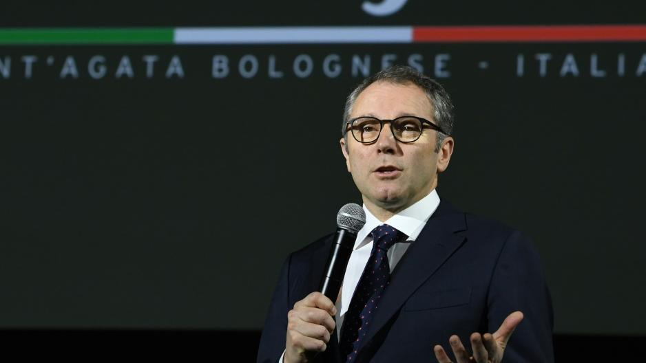 Stefano Domenicali soll den Posten des CEO übernehmen