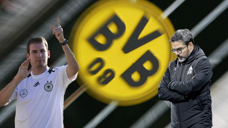 Jan Siewert und David Wagner wechselt vom  BVB zu Huddersfield Town