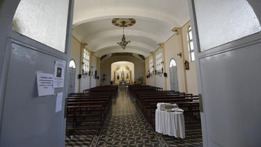 In dieser Kirche fand die Trauerfeier für Emiliano Sala statt