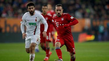 Der FC Augsburg will den Schwung aus dem Bayern-Spiel mitnehmen
