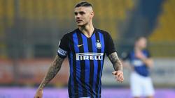Bei Inter Mailand gibt es Zoff um Mauro Icardi