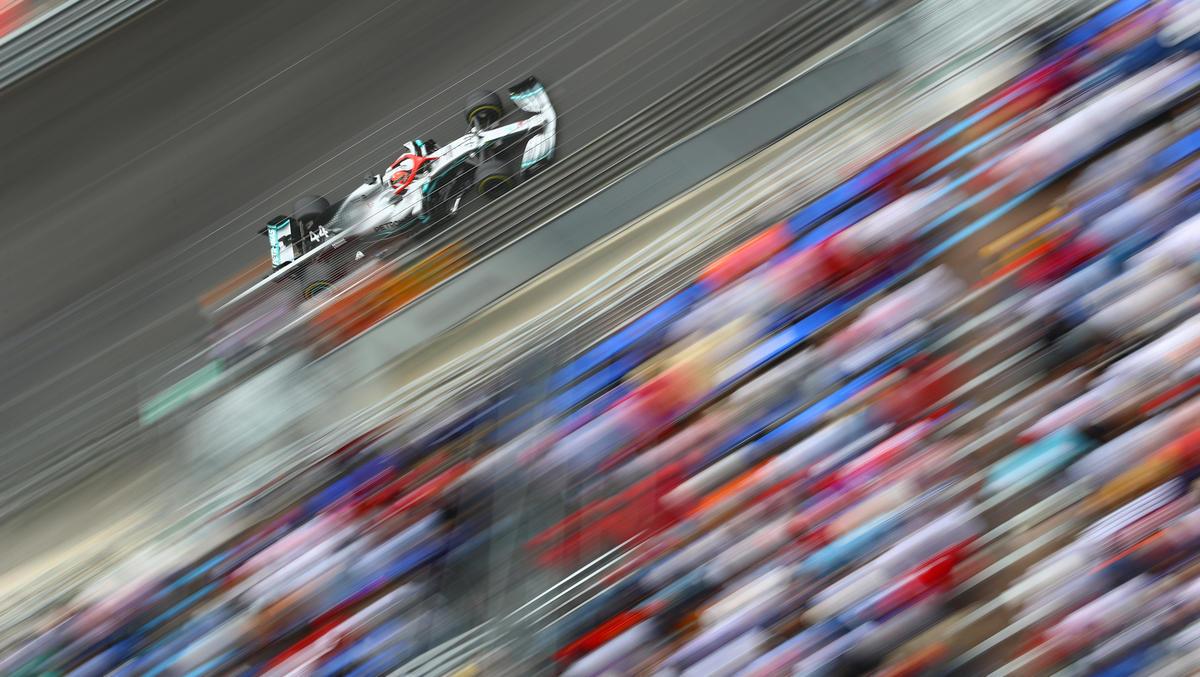 Lewis Hamilton gewinnt den Großen Preis von Monaco