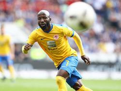Domi Kumbela fehlt der Eintracht im Relegations-Rückspiel