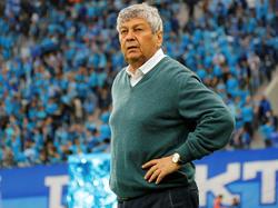 Mircea Lucescu ist nicht mehr der Trainer von Zenit St. Petersburg