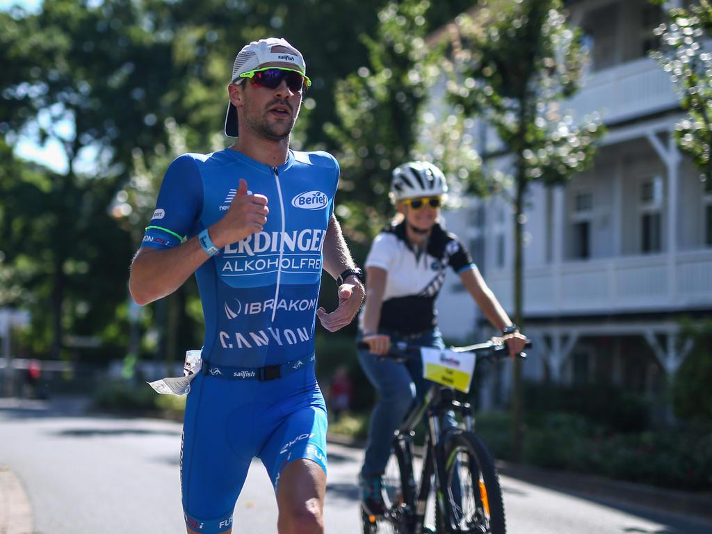 Im Vorjahr Dritter beim Ironman auf Hawaii: Patrick Lange