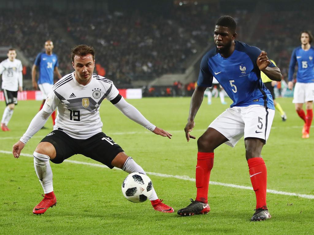 Deutschland Frankreich Nations League Tickets