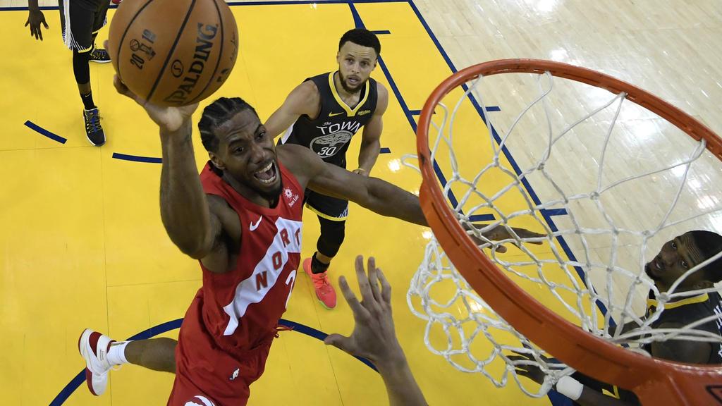 Kawhi Leonard wechselt zu den Los Angeles Clippers