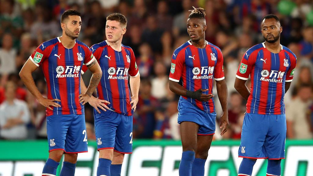 Las estrellas del Crystal Palace se quedan sin League Cup.