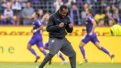 Hat seinen Vertrag in Osnabrück verlängert: Trainer Daniel Thioune