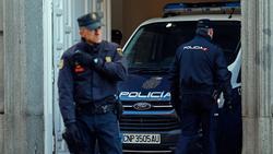 Festnahmen nach Einbrüchen bei Madrider-Fußballstars