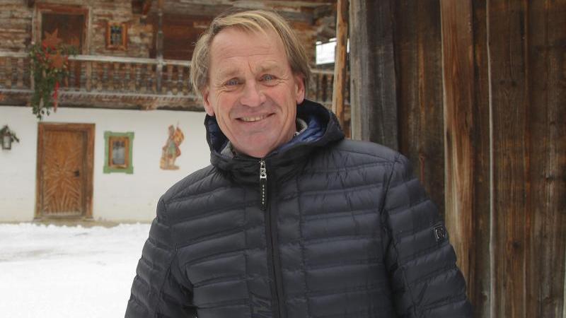 Glaubt an eine große Zukunft von Thomas Dreßen: Doppel-Olympiasieger Markus Wasmeier