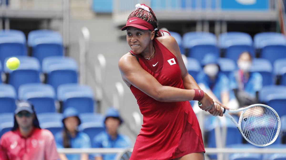 Japans Gold-Hoffnung im Tennis: Naomi Osaka