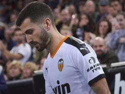 Gayá es duda para medirse al Atlético de Madrid.