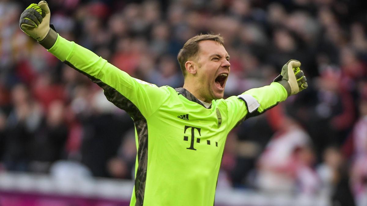 Manuel Neuer ist sich seines Status beim FC Bayern bewusst