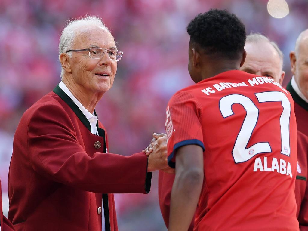 David Alaba hat beim FC Bayern ein immens hohes Standing