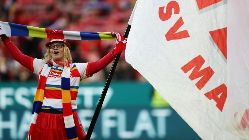 1. FSV Mainz plant gegen Stuttgart mit 3400 Fans