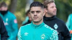 Bleibt bei Werder Bremen: Stürmer Milot Rashica