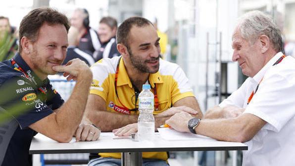 Renault hat sich dazu durchgerungen, die Red-Bull-Forderung zu unterstützen
