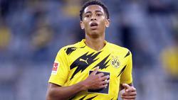 Jude Bellingham wird gegen Bayer Leverkusen wohl erneut in der BVB-Startelf stehen