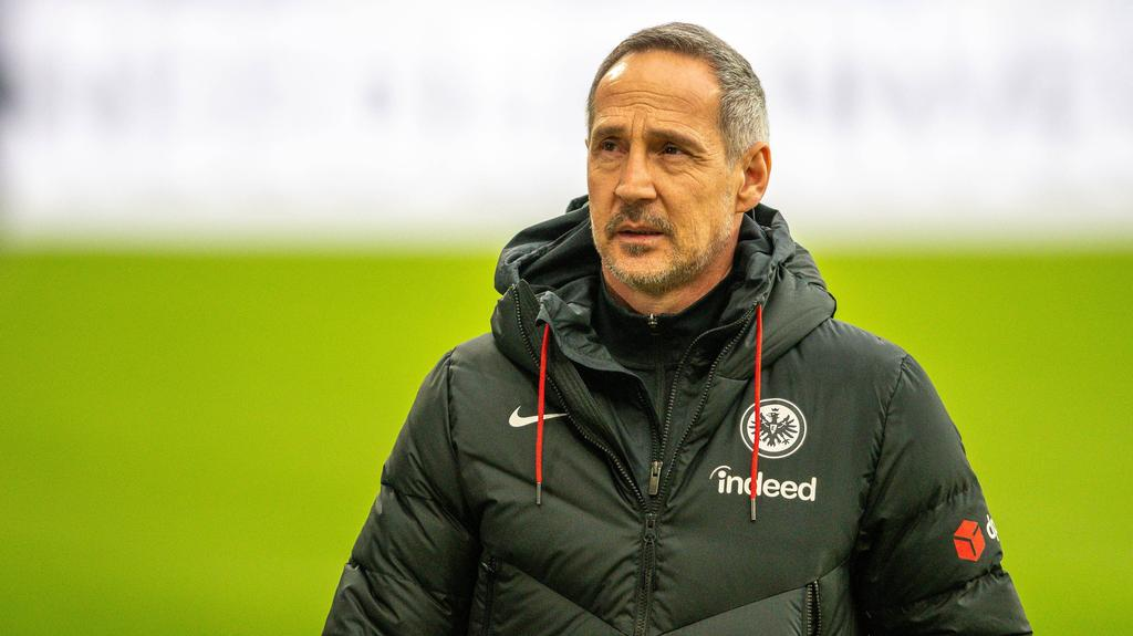Gladbach-Kandidat Adi Hütter kann Eintracht Frankfurt wohl via Klausel verlassen