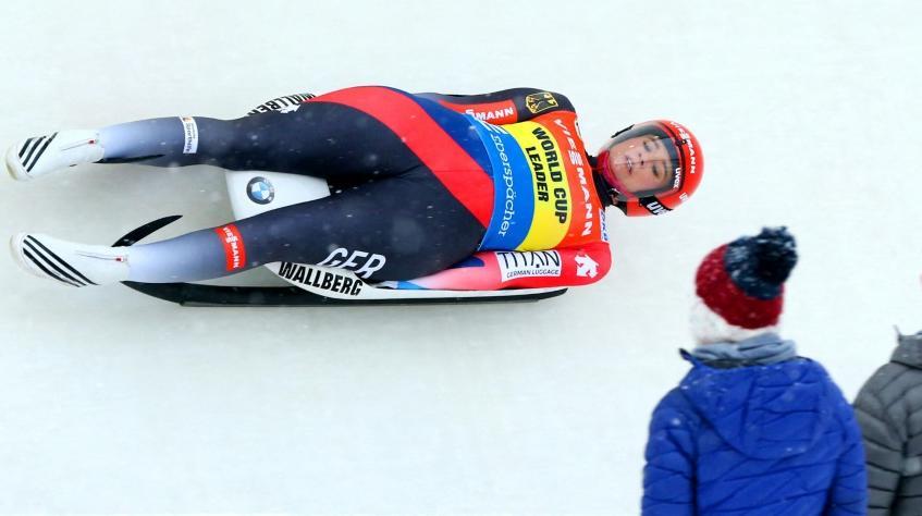 Für Geisenberger stehen neun Weltcups vor Olympia an