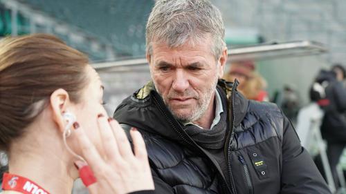 Friedhelm Funkel soll den 1. FC Köln zum Klassenerhalt führen